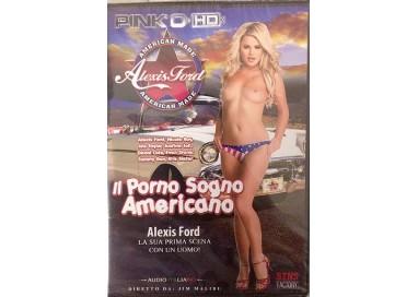 Dvd Etero - Il Porno Sogno Americano - Pink'o