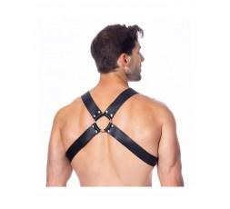 Sexy Shop Online I Trasgressivi - Abbigliamento In Pelle - Body harness - Rimba