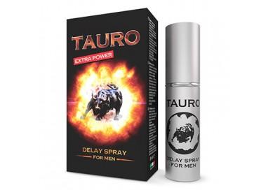 Ritardante & Desensibilizzante - Spray Ritardante Delay Tauro Extra Power - Intimateline