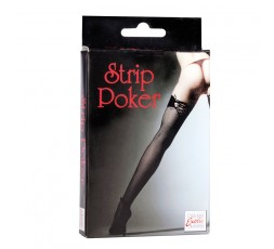 Sexy Shop Online I Trasgressivi - Gadget Addio Nubilato - Carte da Gioco Strip Poker - California Exotic Novelties