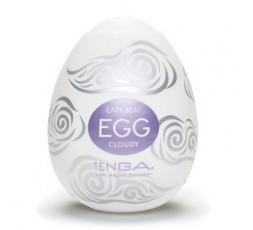 sexy shop online i trasgressivi Masturbatore Egg Cloudy - Tenga