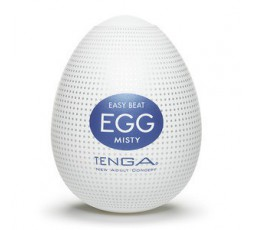 sexy shop online i trasgressivi Masturbatore Egg Misty - Tenga