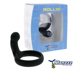Sexy Shop Online I Trasgressivi - Anello Fallico - Rollie Black – Manzzz