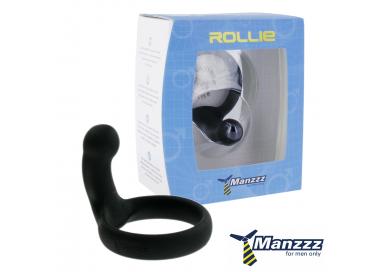 Anello Fallico - Rollie Black – Manzzz