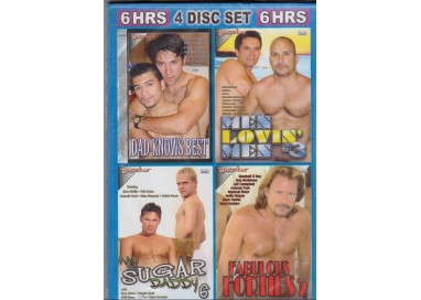 Set 4 Dvd Gay - Daddyes 3