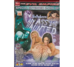 Sexy shop online i trasgressivi Set 2 Dvd Lesbo - My Ass Is Haunted - The Evil Empire