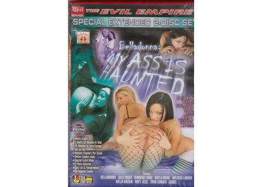 Set 2 Dvd Lesbo - My Ass Is Haunted - The Evil Empire