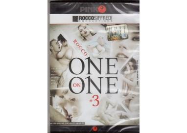 Dvd Singolo Etero Rocco Siffredi - One On One 3 - Pinko
