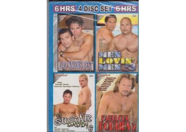 Set 4 Dvd Gay - Daddies 3