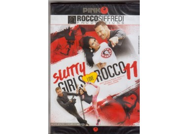 Dvd Singolo Etero Rocco Siffredi - Slutty Girls Love Rocco 11 - Pinko