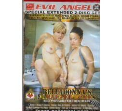 Sexy shop online i trasgressivi Set 2 Dvd Lesbo - Belladonna's Strapped Dykes - The Evil Angel
