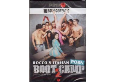 Dvd Singolo Etero Rocco Siffredi - Rocco's Italian Porn Boot Camp 2 - Pinko