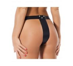 Sexy Shop Online I Trasgressivi - Cintura Di Castità - Cintura Di Castità Con Lucchetto A Catena Incluso - Rimba