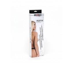Sexy Shop Online I Trasgressivi - Costrittivo - Barra Regolabile Con 4 Anelli - Rimba