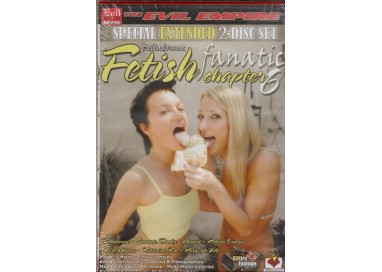 Set 2 Dvd Lesbo - Fetish Fanatic Chapter 6 - The Evil Empire