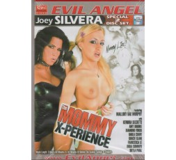 Sexy shop online i trasgressivi Set 2 Dvd Lesbo - The Mommy X-Perience - The Evil Angel