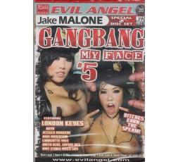Sexy shop online i trasgressivi Set 2 Dvd BDSM - Gangbang My Face 5 - The Evil Angel
