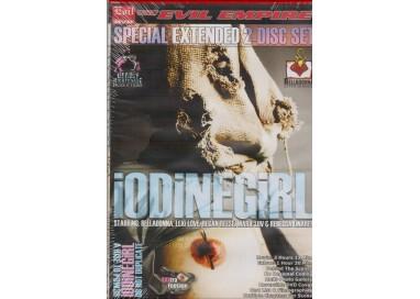 Set 2 Dvd BDSM - Iodiner Girl - The Evil Empire