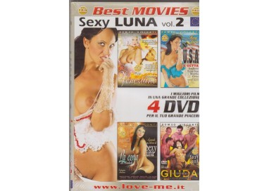 Set 4 Dvd Etero - Platinum XXX vol 3 - Best Movies