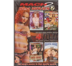 Sexy shop online i trasgressivi Set 4 Dvd Etero - Best Movies 7 - Mach 2