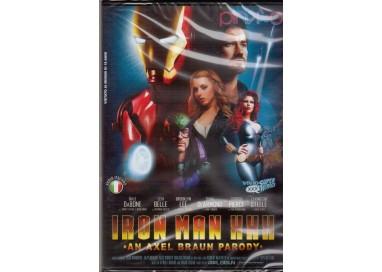 Dvd Singolo Etero - Iron Man XXX - Pinko