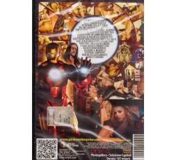 Sexy shop online i trasgressivi Dvd Singolo Etero - Iron Man XXX - Pinko