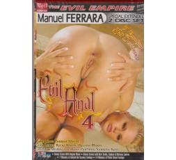 Sexy shop online i trasgressivi Set 2 Dvd Etero - Evil Anal 4 - The Evil Empire