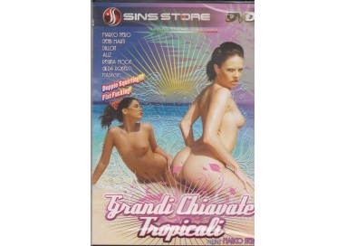 Dvd Singolo Etero - Grandi Chiavate Tropicali - Sins Store