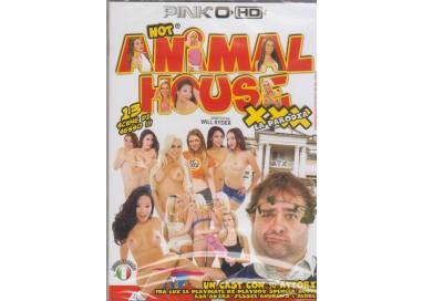 Dvd Singolo Etero - Animal Hause XXX - Pinko