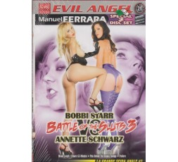 Sexy shop online i trasgressivi Set 2 Dvd Etero - Battle Of The Sluts 3 - The Evil Angel