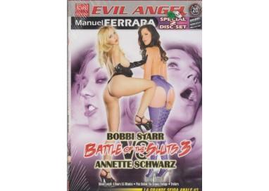 Set 2 Dvd Etero - Battle Of The Sluts 3 - The Evil Angel