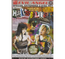 Sexy shop online i trasgressivi Set 2 Dvd Etero - Hell's Belies - The Evil Angel