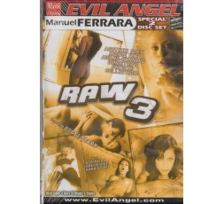Sexy shop online i trasgressivi Set 2 Dvd Etero - Raw 3 - The Evil Angel