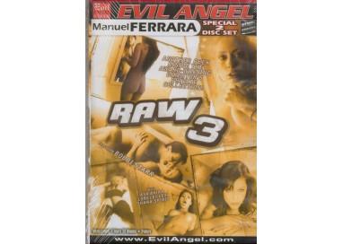Set 2 Dvd Etero - Raw 3 - The Evil Angel
