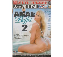 Sexy shop online i trasgressivi Set 2 Dvd Etero - Anal Buffet 2 - The Evil Angel