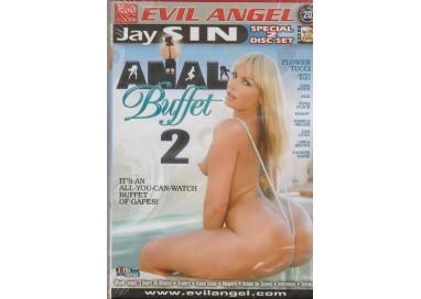 Set 2 Dvd Etero - Anal Buffet 2 - The Evil Angel