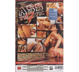 Sexy shop online i trasgressivi Dvd Porno Etero - Ass Traffic 7 - The Evil Angel