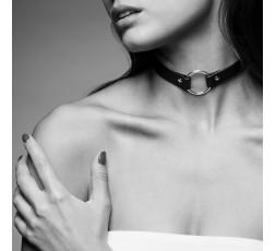Sexy Shop Online I Trasgressivi - Costrittivo - Collare O Ring Nero Oro Maze - Bijoux Indiscrets