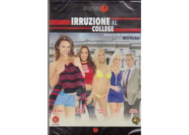 Dvd Porno Etero - Irruzione Al College - Pinko