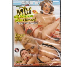 Sexy shop online i trasgressivi Dvd Singolo Etero - Milf Alle Mamme Piace Chiavare (Ma Nel Culo E' Meglio) - Sins Store