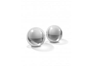 Palline Vaginali - Icicles N.42 Hand Blown Glass Ben Wa Balls - Pipedream