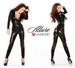 Sexy Shop Online I Trasgressivi - Catsuit - Sexy Kitten Catsuit - Allure Lingerie