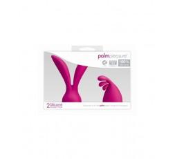 Sexy Shop Online I Trasgressivi - Massaggiatori Magic Wand - Palm Pleasure Pink - Rimba