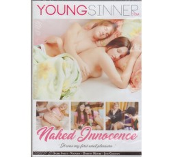 sexy shop online i trasgressivi Dvd Porno Etero - Naked Innocence - Young Sinner