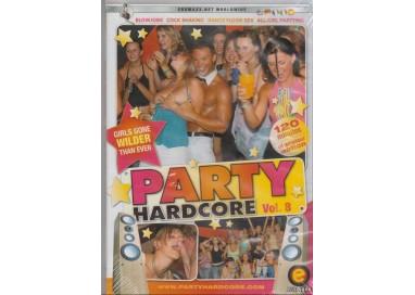 Dvd Porno Etero - Party Hardcore Vol.8 - Eromaxxx