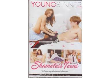 Dvd Porno Etero - Shameless Teens - Young Sinner