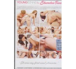 sexy shop online i trasgressivi Dvd Singolo Etero - Shameless Teens - Young Sinner