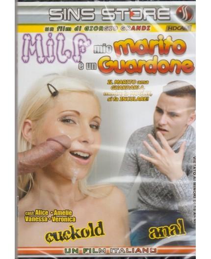 Dvd Singolo Etero - Milf Mio Marito E' Un Guardone - Sins Store