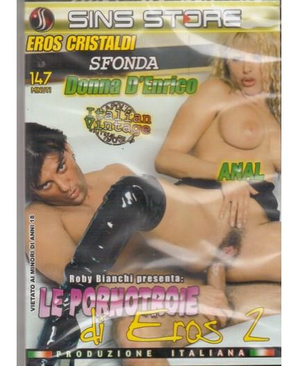 Sexy shop online i trasgressivi Dvd Singolo Etero - Eros Cristaldi Sfonda Donna D'Enrico - Sins Store