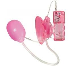 Sexy Shop Online I Trasgressivi - Pompa Vibrante Per Vagina - Vibro Pussy Sucker Pink - California Exotic Novelties
